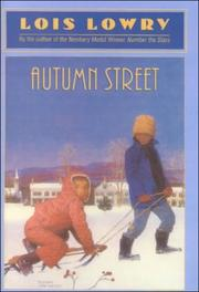 Cover of: Autumn Street