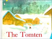 Cover of: The Tomten | Astrid Lindgren