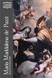 Cover of: Maria Maddalena De' Pazzi