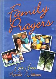Cover of: Family Prayers | Nick Aiken