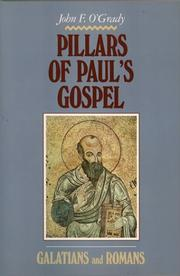Cover of: Pillars of Paul