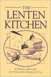 Cover of: The Lenten kitchen