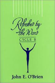 Cover of: Refreshed by the Word | John E. O