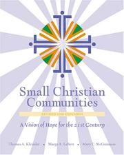 Small Christian communities by Thomas A. Kleissler