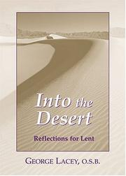 Cover of: Into the desert