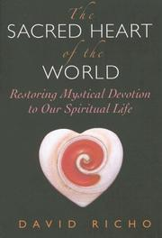 Cover of: The Sacred Heart of the World