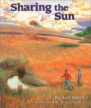 Cover of: Sharing the sun | Lee Klein