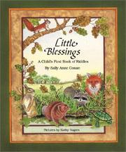 Cover of: Little blessings: a child's first book of riddles