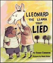 Cover of: Lleonard the Llama that lied