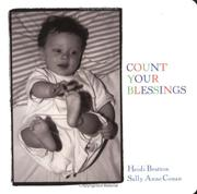 Cover of: Count your blessings