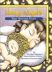 Cover of: Sleepy Angel's first bedtime story