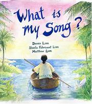 Cover of: What is My Song?