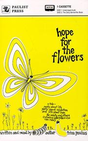 Cover of: Hope for the Flowers | Trina Paulus