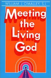Cover of: Meeting the living God