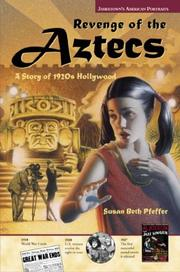 Cover of: Revenge of the Aztecs