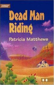Cover of: Dead man riding