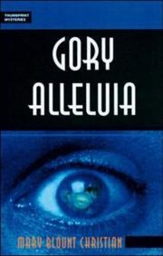 Cover of: Gory alleluia