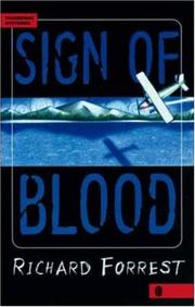 Cover of: Sign of blood