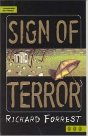 Cover of: Sign of terror