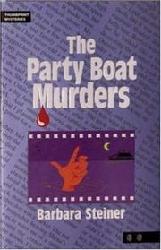 Cover of: The party boat murders