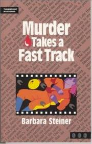 Cover of: Murder takes the fast track