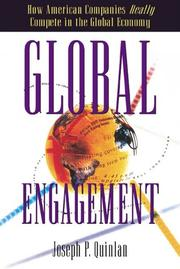 Cover of: Global Engagement  | Joseph P. Quinlan