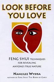 Cover of: Feng shui and how to look before you love