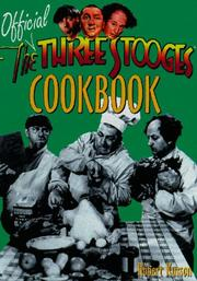 Cover of: The official Three Stooges cookbook