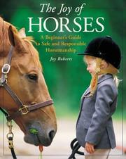 Cover of: The joy of horses