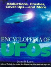 Cover of: Encyclopedia of Ufos | James R. Lewis