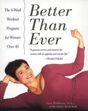 Cover of: Better than ever