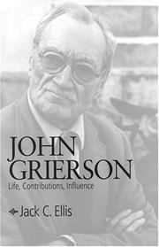 Cover of: John Grierson