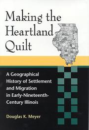 Cover of: Making the heartland quilt