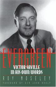Cover of: Evergreen