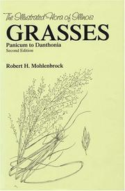 Cover of: IFI Grasses Panicum to Danthonia, 2nd Edition (Illustrated Flora of Illinois)
