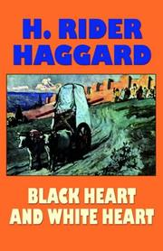 Cover of: Black Heart and White Heart