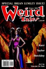 Cover of: Weird Tales 295 Winter 1989/1990