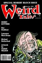 Cover of: Weird Tales 300 Spring 1991