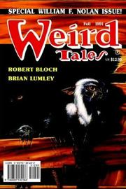 Cover of: Weird Tales 302 Fall 1991