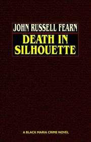 Cover of: Death in Silhouette | John Russell Fearn