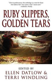 Cover of: Ruby Slippers, Golden Tears