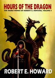 Cover of: Robert E. Howard's Hour Of The Dragon