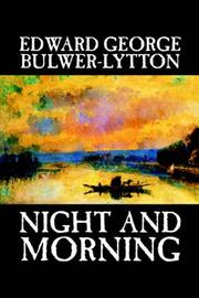 Cover of: Night and morning