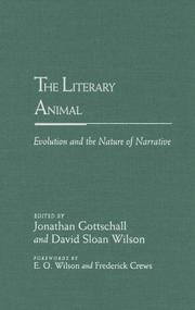 The Literary Animal: Evolution and the Nature of Narrative