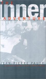 Cover of: The Inner Adventure