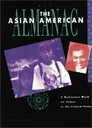 Cover of: The Asian American Almanac | Susan B. Gall