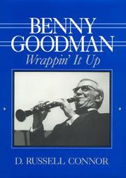 Cover of: Benny Goodman | D. Russell Connor