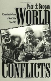 Cover of: World conflicts