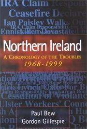 Cover of: Northern Ireland