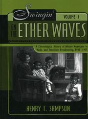 Cover of: Swingin on the Ether Waves